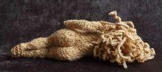 Textile Sculpture - Anatolian Goddesses- Mezula