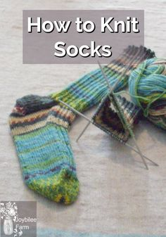 Knitting Patterns Free Dog, Knitted Socks Free Pattern, Easy Knitting, Knitting Socks, Wool Socks, Start Knitting, Knitting Ideas, How Do You Knit, How To Knit Socks