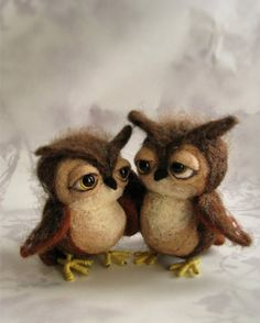 [2016.7.14] Wonder Zoo | Needle Felted Wool Animals Projects Inspirati | Feltify