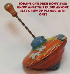 Anyone out there remember this spinning top. Did you have one as a child? Childhood Games, My Childhood Memories, Great Memories, 1980s Childhood, Retro Toys, Vintage Toys, Antique Toys, Top Toys, Oldies But Goodies