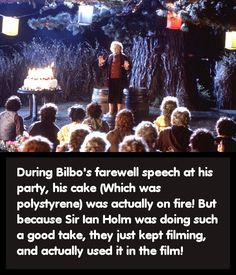 The Lord of the Rings Facts.
