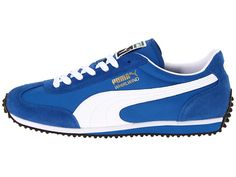 PUMA Whirlwind Classic Snorkel Blue/White Snorkel Blue, Shoes Men, Ph, Trainers, Shoe Boots, Blue And White, Sneakers Nike, Free Shipping, My Style