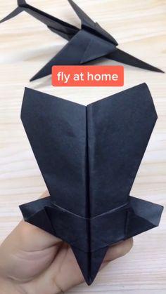Paper Folding Crafts, Cool Paper Crafts, Paper Crafts Origami, Diy Crafts Videos, Creative Crafts, Diy Crafts To Sell, Diy Crafts For Kids, Diy Paper, Craft Ideas