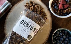 Here's A Healthy Granola You'll Actually Want To Snack On - SELF