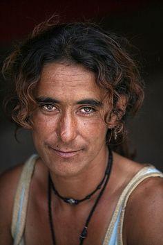 Roma/Romani man from Messolongi, Greece  by maksid, via Flickr                                                                            Roma by maksid on Flickr