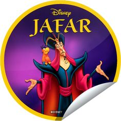 *JAFAR ~ Aladdin....ORIGINALS BY ITALIA's