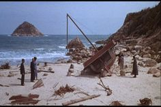 Hong Kong (& Macau) Film Stuff: Kill a Dragon - Jack Palance (1967) - Shek O Beach...