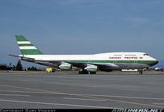 Boeing 747-467, Vancouver, 1993