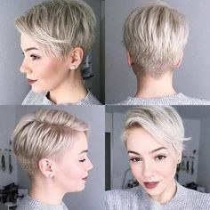 New Pixie Haircut Ideas for 2019 Long Pixie Cut Style Related It Girl–Approved Short Haircuts for Fine Short Hairstyles for Oblong Winning Looks with Long Pixie Haircuts in 2019 Edgy Haircuts, Haircuts For Fine Hair, Short Pixie Haircuts, Girl Haircuts, Hairstyles Haircuts, Short Feminine Haircuts, 2018 Haircuts, Shaved Hairstyles, Pixie Bob