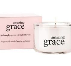 Philosophy Amazing Grace Perfume Candle - 3.75 oz. new in box http://www.bonanza.com/booths/FRAN24112