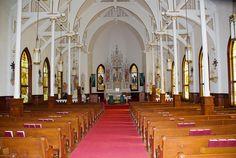 St. Joseph Catholic Church in New Waverly Texas