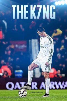 573bc6cd292 Cristiano Ronaldo 7, Cr7 Ronaldo, Madrid Football, Football Love, Ramos  Real Madrid