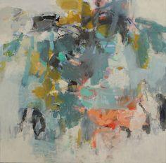 "Jenny Nelson Highline 36"" x 36"" oil on canvas"