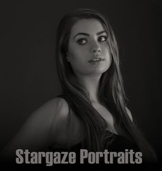 Clarissa modeling for Stargaze Portraits Photo Daragh McCann