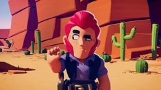 Brawl Stars - Launch Trailer Game Effect, Star Character, Game Gui, Star Comics, Star Wallpaper, Clash Royale, Star Art, Character Illustration, Funny Wallpapers