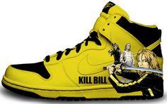 Nike Kill Bill