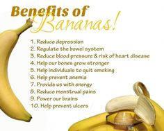 Benefits of Bananas! Healthy Fitness Reduce Depression Power Abs - PROJECT NEXT - Bodybuilding & Fitness Motivation + Inspiration