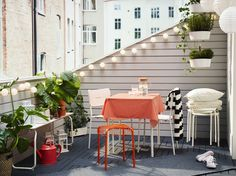 Choice outdoor gallery - Outdoor patio decorating ideas.  I love the floating floor.  Such an easy DIY to cover a concrete patio or even dirt or grass!!