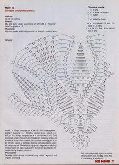 Scheme crochet no. 974 | Kira scheme crochet