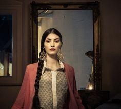 Remedios The Beauty. A tribute to Gabriel G. Marquez by Antonio Saba, via Behance