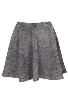 #Topshop                  #Skirt                    #Grey #Denim #Look #Skater #Skirt #Skirts #Clothing                           Grey Denim Look Skater Skirt - Skirts - Clothing                              http://www.seapai.com/product.aspx?PID=584988