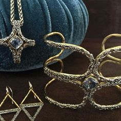New Fall 2015 jewelry from #eSBeDESIGNS. ...the Windsor Collection www.esbedesigns.com/taniedra