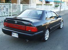 Another babygatito 1993 Toyota Corolla post... - 6500937