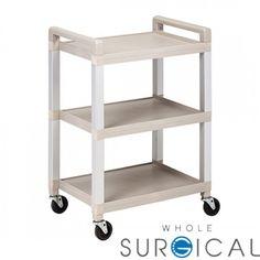 Clinton Industries - TC-50 - Plastic utility cart