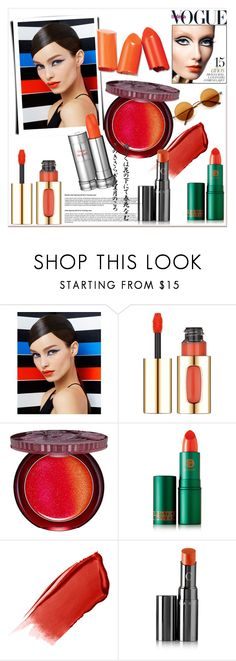"""""""Beauty Trend"""" by aria-star ❤ liked on Polyvore featuring beauty, Smashbox, L'Oréal Paris, Paul & Joe Beaute, Lipstick Queen, Hourglass Cosmetics, Chantecaille, BeautyTrend, cool and Beauty"""