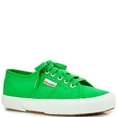 Only becasue they are green!