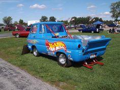 Dodge A100 pickup.