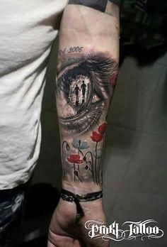 From Proki Tattoo studio. - From Proki Tattoo studio. Military Sleeve Tattoo, Family Sleeve Tattoo, Tribal Sleeve Tattoos, Best Sleeve Tattoos, Baby Feet Tattoos, Daddy Tattoos, Father Tattoos, Family Tattoos For Men, Tattoos For Kids
