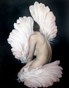 Amy Judd painting, the Muse