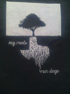 Blessed by Texas roots... deep & strong.