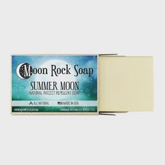 Moon Rock, Soap, How To Make, Handmade, Summer, Products, Hand Made, Summer Time, Bar Soap