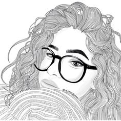"""outlines ?? on Instagram: """"@itsmarziapie"""" ❤ liked on Polyvore featuring filler and outline"""