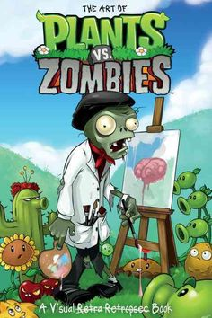 Get the story of the mulchifying super hit Plants vs. Zombies from the zombies' point of view. Part zombie memoir, part celebration of zombie triumphs, and part antiplant screed, this treasure trove o