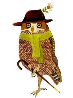 Pimp Owl.