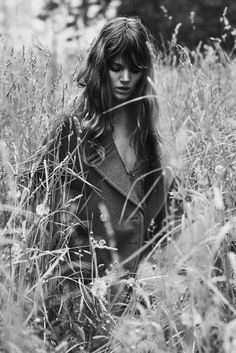 amy-ambrosio:    Freja Beha Erichsen by Lachlan Bailey for WSJ Magazine, September 2015.