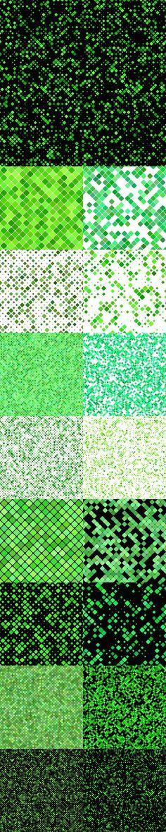 Geometric Pattern Design, Geometric Designs, Geometric Background, Vector Background, Green Backgrounds, Abstract Backgrounds, Mosaic Designs, Texture Design, Repeating Patterns