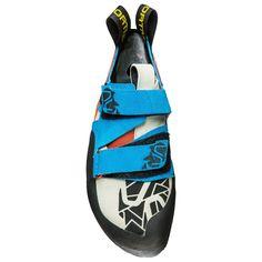 The La Sportiva Otaki is an twin strap, all-round performer with an aggressive edge.