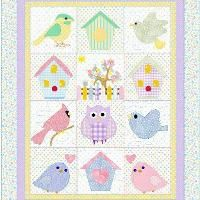 "Baby Quilt Pattern ""Summers Here!"" - via @Craftsy"