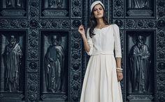 Laure de Sagazan dévoile sa nouvelle collection de robes de mariée 2016 12