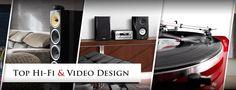 Top Hi-Fi & Video Design - sprzęt audio/video, I piętro, GALA.