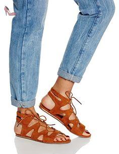 online retailer b6752 abbe3 Another Pair of Shoes Sophia K, Spartiates femme  Amazon.fr  Chaussures et  Sacs