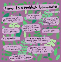 Sharing the words of as part of this weekend of blocking and boundaries posts. What can you begin doing to establish or… The Words, Mental And Emotional Health, Mental Health Awareness, Mental Health Recovery, Good Mental Health, Healthy Relationships, Relationship Tips, Marriage Tips, Relation D Aide