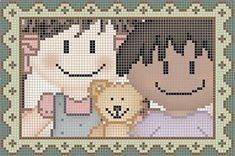 Hello Kitty, Cross Stitch, Gardening, Chic, Fictional Characters, Cross Stitch Pictures, Faces, Seals, Boys
