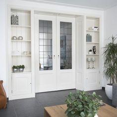 Modern Home Office Design Home Office Design, Interior Design Living Room, House Design, Home Living Room, Living Room Decor, Garage To Living Space, Snug Room, The Doors, Apartment Design