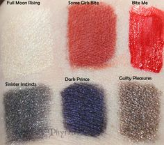BftE Halloween 2012 LE Bite Me Collection Review and Swatches Love Rainbow, Rainbow Hair, Duochrome Eyeshadow, Makeup Companies, Bold Lipstick, Hooded Eye Makeup, Some Girls, Beauty Review, Beauty Art