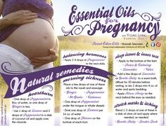 Warning! Do not use over the counter oils with additives. Use only 100% pure therapeutic grade oils. Make sure you check which oils are best for you and your baby.